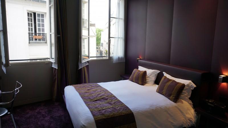 ノートルダム大聖堂エリアのおすすめホテル