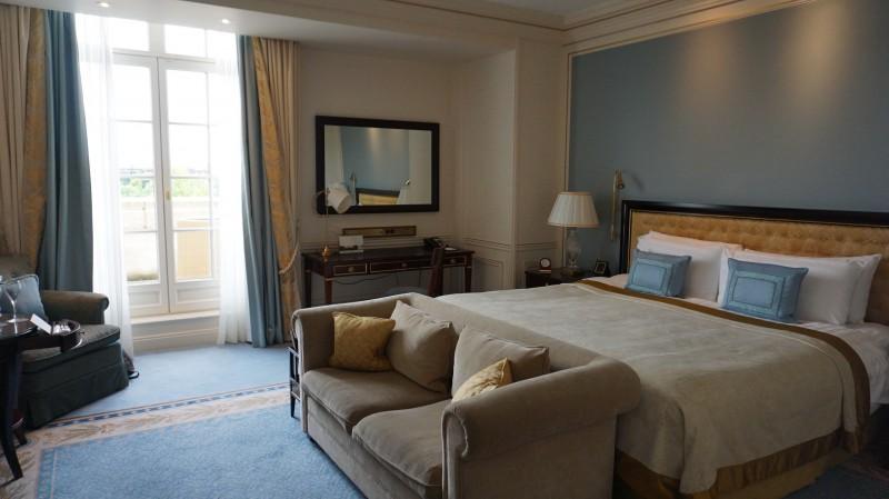 おすすめ高級ホテル シャングリラホテルパリ 内装1