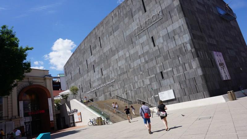 ウィーンおすすめエリア ミュージアム