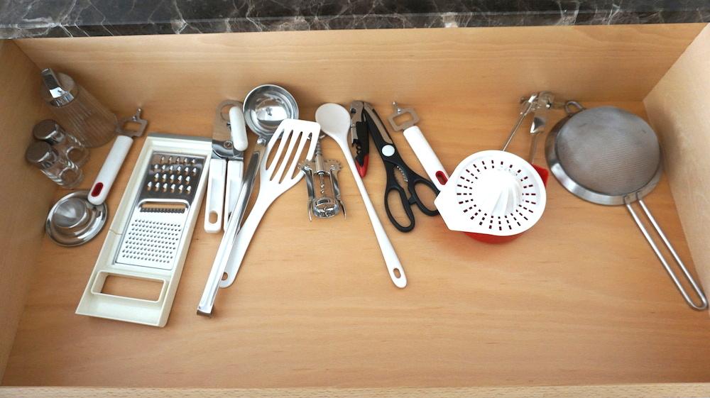 ウィーンおすすめアパート写真食器2