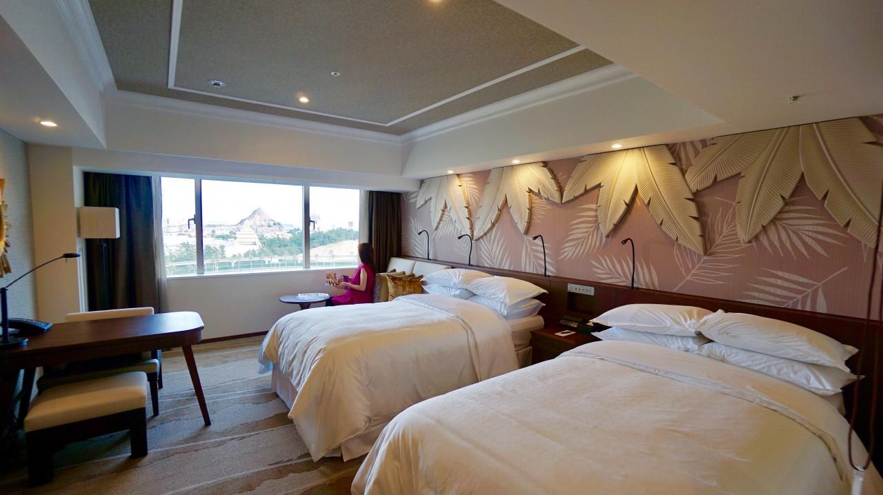 客室写真1:シェラトン・グランデ・トーキョーベイ・ホテル(Sheraton Grande Tokyobay Hotel)の新客室「PARK WING ROOM(パークウイングルーム)」