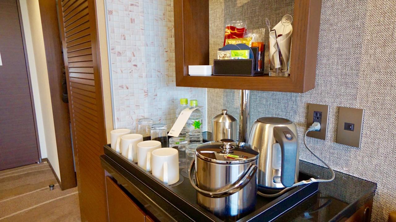 客室写真6:シェラトン・グランデ・トーキョーベイ・ホテル(Sheraton Grande Tokyobay Hotel)の新客室「PARK WING ROOM(パークウイングルーム)」