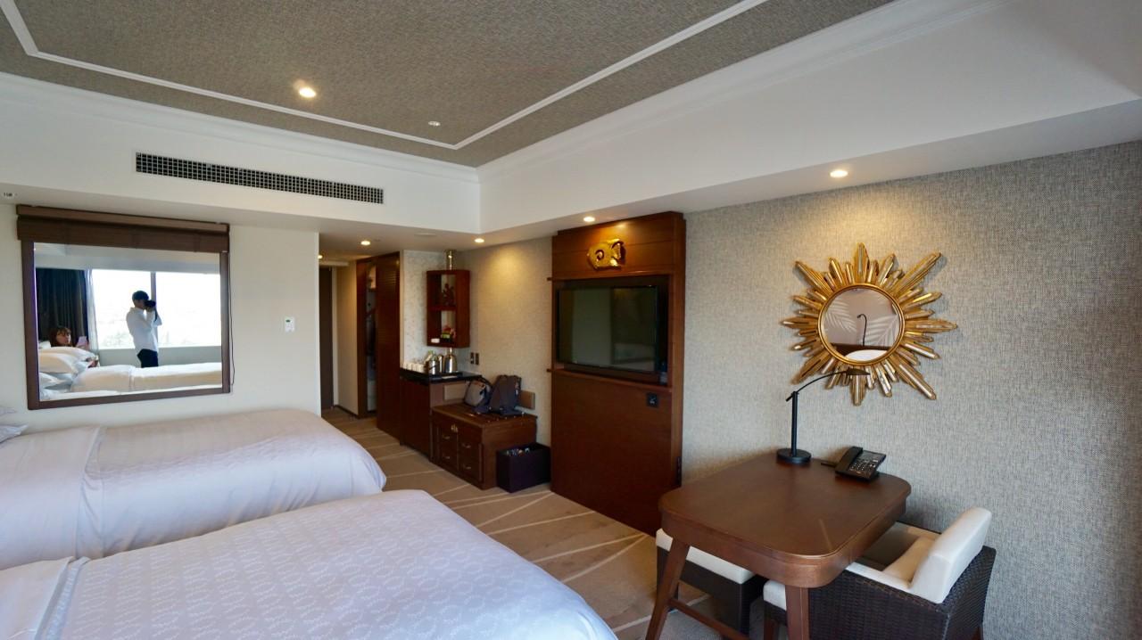 客室写真3:シェラトン・グランデ・トーキョーベイ・ホテル(Sheraton Grande Tokyobay Hotel)の新客室「PARK WING ROOM(パークウイングルーム)」