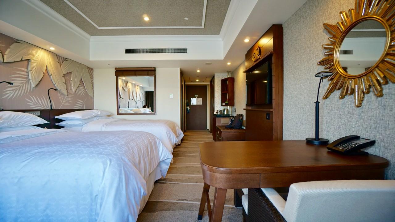 客室写真2:シェラトン・グランデ・トーキョーベイ・ホテル(Sheraton Grande Tokyobay Hotel)の新客室「PARK WING ROOM(パークウイングルーム)」