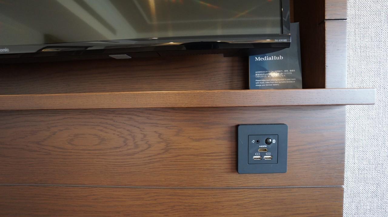 客室写真5:シェラトン・グランデ・トーキョーベイ・ホテル(Sheraton Grande Tokyobay Hotel)の新客室「PARK WING ROOM(パークウイングルーム)」