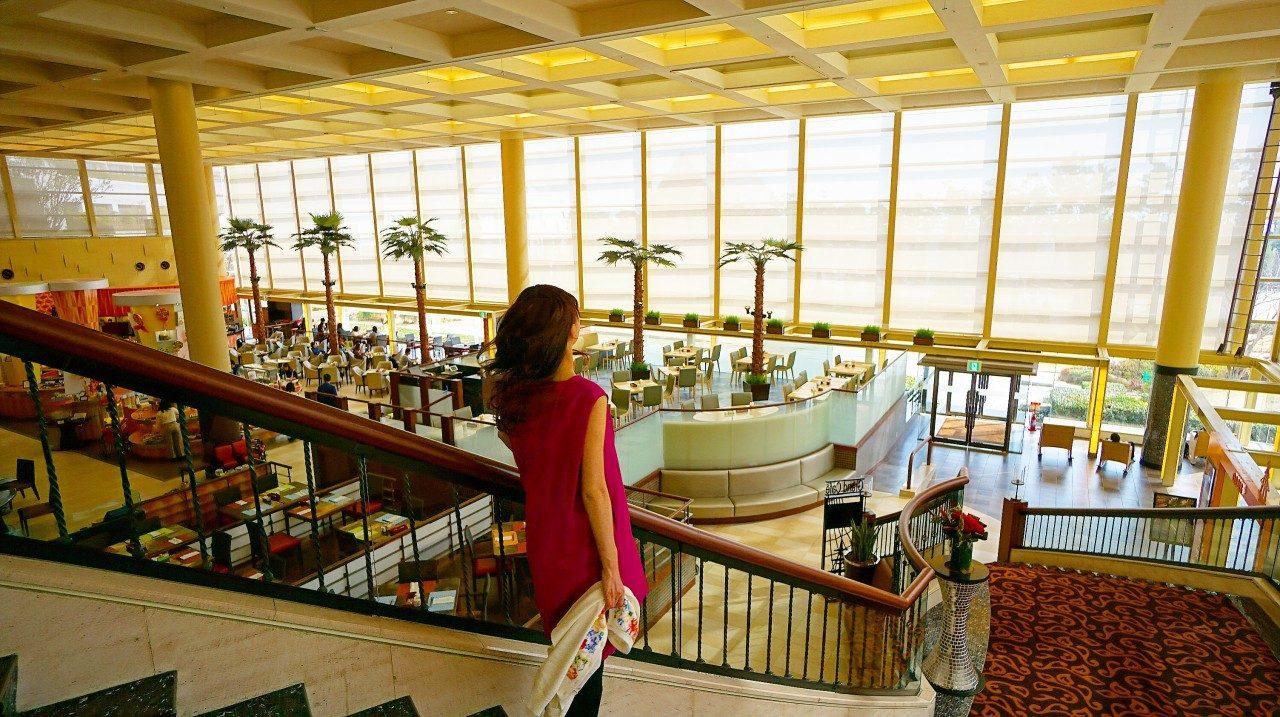 ゆっくりホテル滞在を楽しむ:妊婦と行く大人ディズニーデート